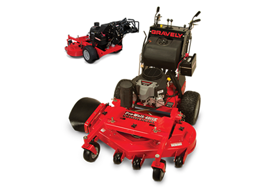 Gravely HR34 Pro-Walk Behind