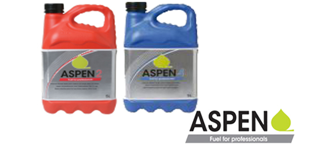 We are now distributors of Aspen Fuels