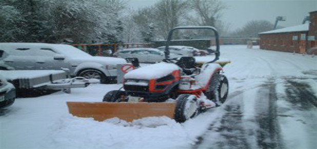 Need a snow plough?