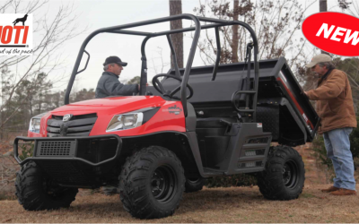 Kioti Mechron 2200 UTV – NOW SOLD