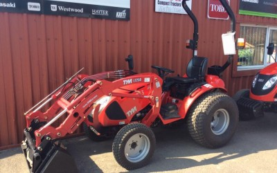 TYM 223 Compact Tractor – NOW SOLD