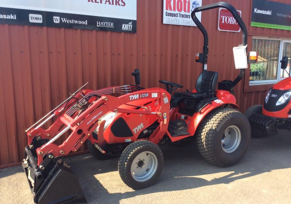 TYM T293 Compact Tractor – FOR SALE