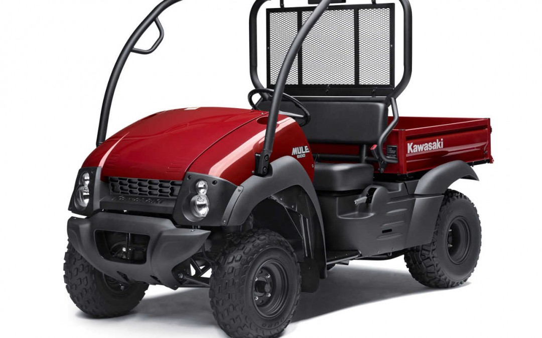 The New Kawasaki Mule 610 4×4