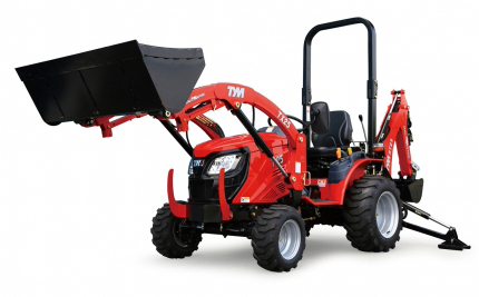 TYM TS25H Sub Compact Tractor with Turf Tyres – 17% Discount