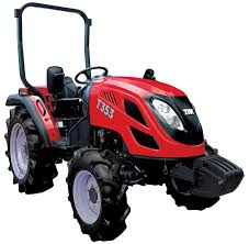 TYM T353H Compact Tractor with Turf Tyres – 20% Discount
