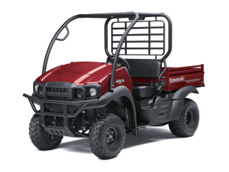 The New Kawasaki Mule SX and SX 4×4