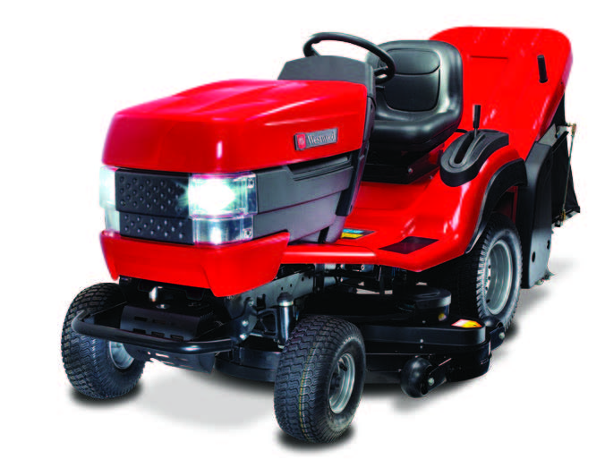 Westwood T80 Lawn Tractor
