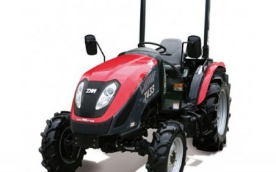 TYM T433 43hp Compact Tractor  (On Industrial Tyres and ROPS)