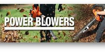 24% Off Backpack Power Blowers