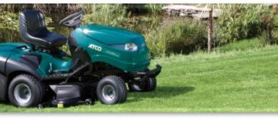 Atco Walk Behind & Ride on Mowers